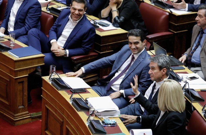 Η αντίδραση του ΚΙΝΑΛ στην επανεμφάνιση  Τσίπρα στους Ευρωπαίους Σοσιαλιστές