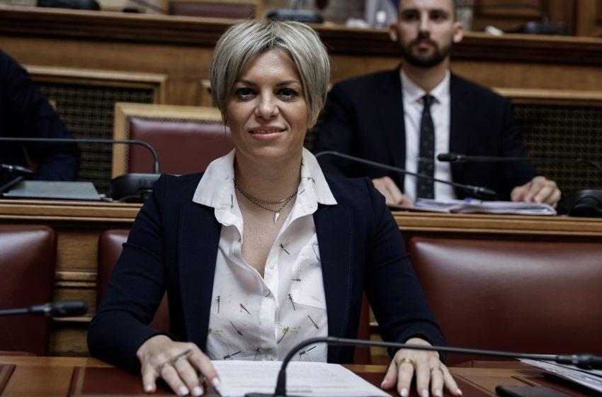 """Νικολάου σε ΣΥΡΙΖΑ: """"Θα τα πούμε στα δικαστήρια"""""""