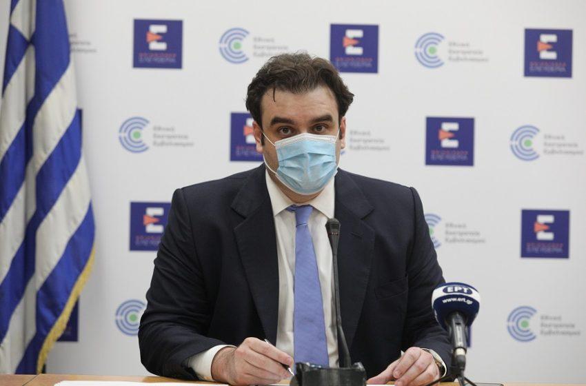 Πιερρακάκης: Έσπασε το φράγμα των 4.000.000 εμβολιασμών η Ελλάδα