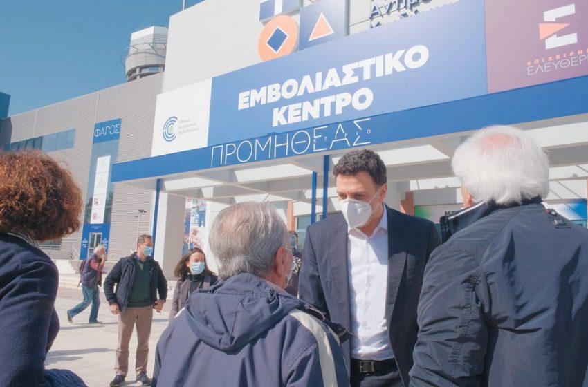 Κικίλιας: Επιτακτική ανάγκη της Ελλάδας να οικοδομήσει το μέλλον με οικογενειακούς γιατρούς