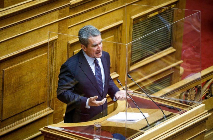 Ερώτηση Λοβέρδου στον Μητσοτάκη για «Πρέσπες»: Η Ελλάδα ελέγχει την τήρηση των συμφωνηθέντων;