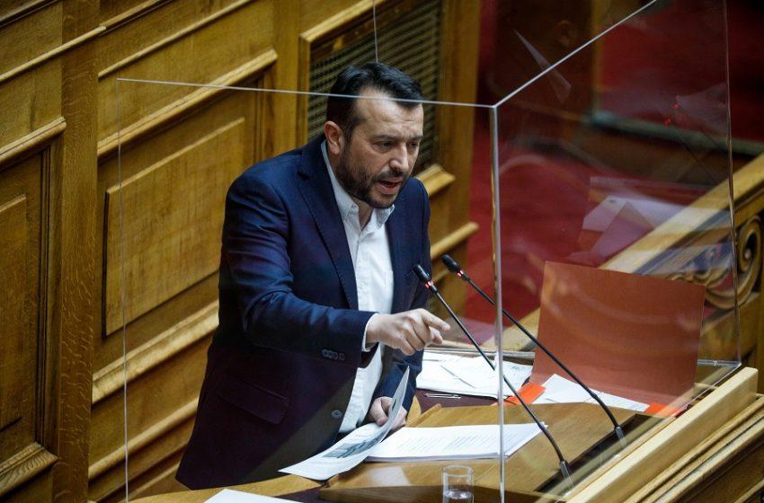 Παππάς: Για τις καθυστερήσεις σε μεγάλα έργα και δημόσιες συμβάσεις ευθύνεται πλέον ο Μητσοτάκης