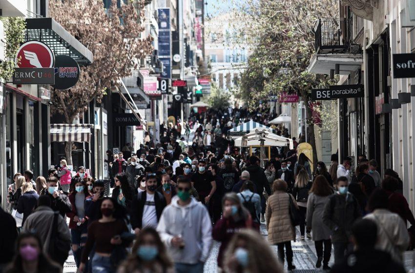 Κομισιόν: Ρυθμούς ανάπτυξης 4,1% το 2021 και 6% το 2022 προβλέπει για την Ελλάδα
