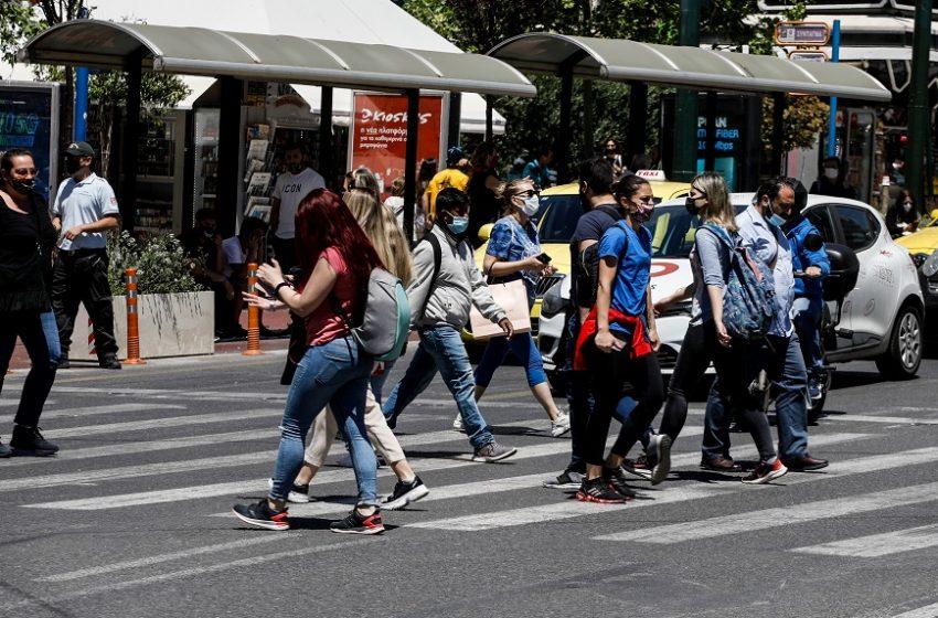 Οι ειδικοί απαντούν: Μέχρι πότε θα φοράμε μάσκα