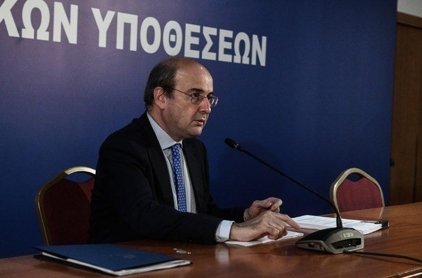 Χατζηδάκης: Έρχεται ρύθμιση για τις απεργίες που κρίνονται παράνομες