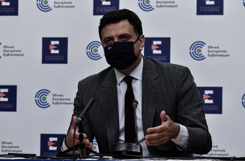 Κικίλιας: Τα περιστατικά θρομβώσεων στην Κρήτη ερευνώνται από τους ειδικούς