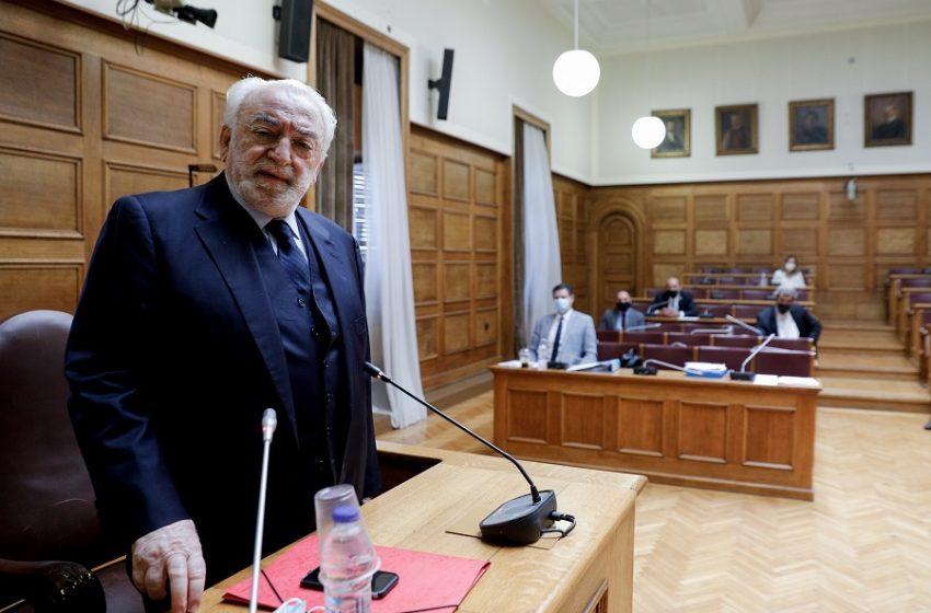 Αλλοίωση πρακτικών στην κατάθεση Καλογρίτσα καταγγέλλει ο ΣΥΡΙΖΑ