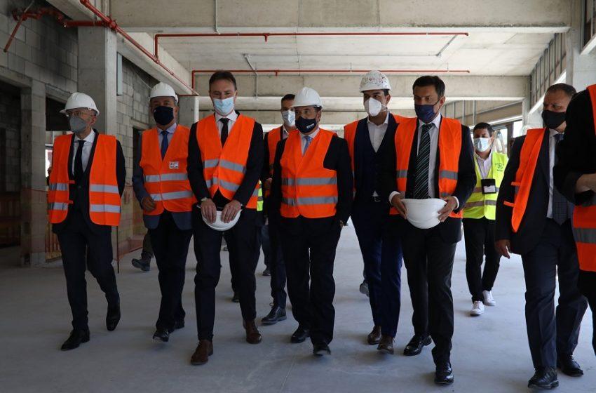 Επένδυση 100 εκατ. ευρώ της Pfizer  στη Θεσσαλονίκη