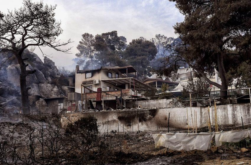 Αυτοψία κλιμακίου του ΣΥΡΙΖΑ σε Αλεποχώρι-Σχίνο