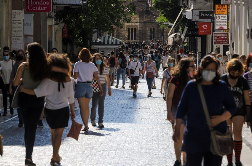 Kοροναϊός: 1.007 νέα κρούσματα – 481 οι διασωληνωμένοι, 41 νεκροί