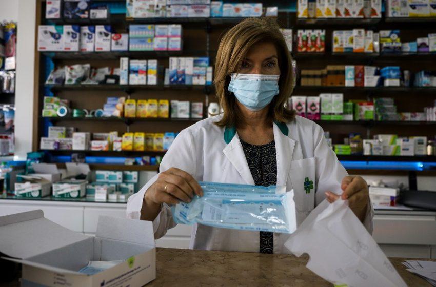 Γεωργαντάς: Εξετάζεται η κατάργηση των self – test στους πολίτες που έχουν εμβολιαστεί πλήρως (vid)