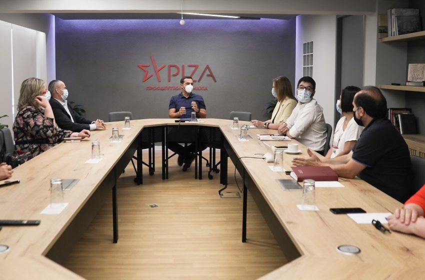 Τσίπρας: Συνειδητή επιλογή της κυβέρνησης η υποβάθμιση της επιθεώρησης εργασίας