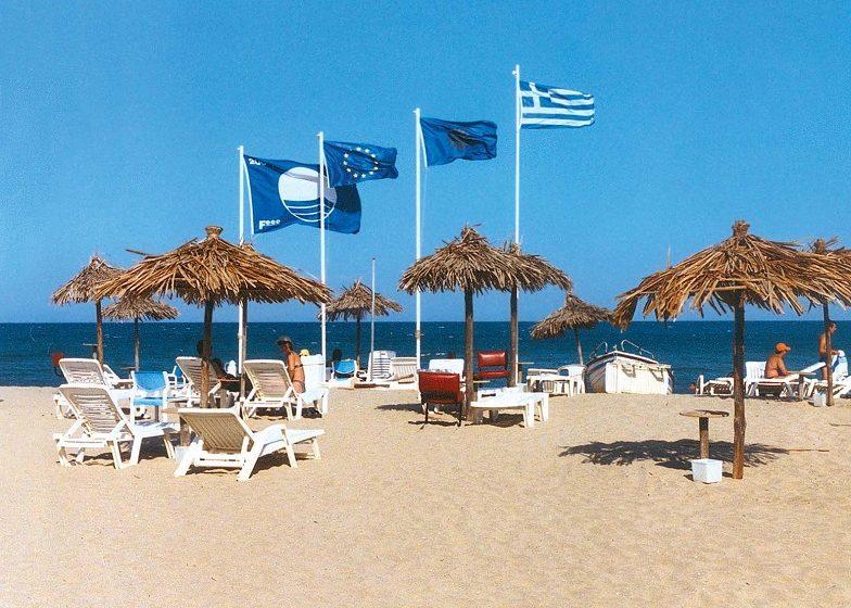 Γαλάζιες Σημαίες 2021: Αυτές είναι οι 545 παραλίες που βραβεύτηκαν-Στη 2η θέση παγκοσμίως η Ελλάδα (vid)