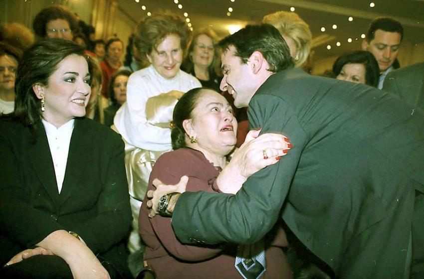 Η συγκινητική φωτογραφία που ανέβασε ο Κ. Μητσοτάκης για την μητέρα του