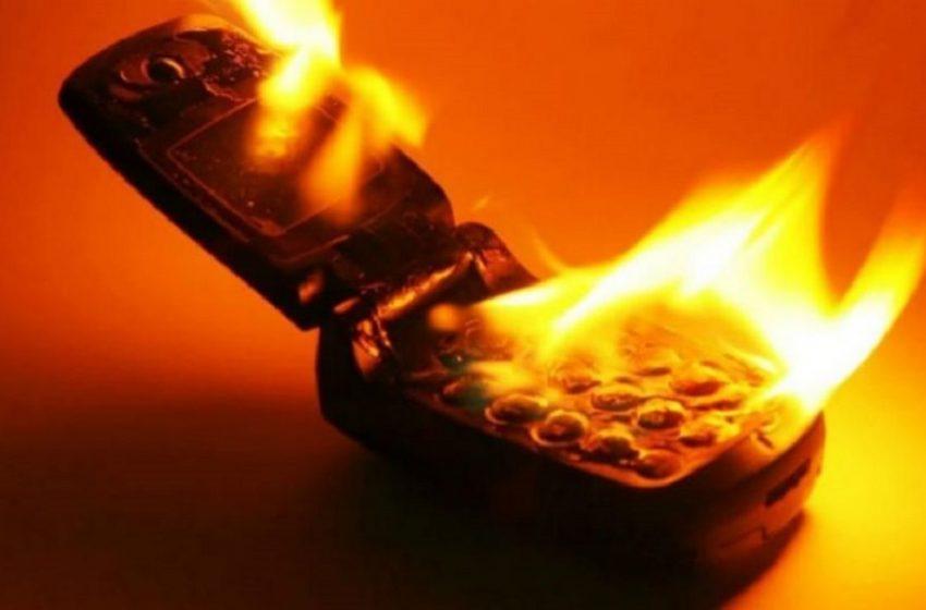 Βόλος: Κινητό 19χρονης πήρε φωτιά ενώ μιλούσε