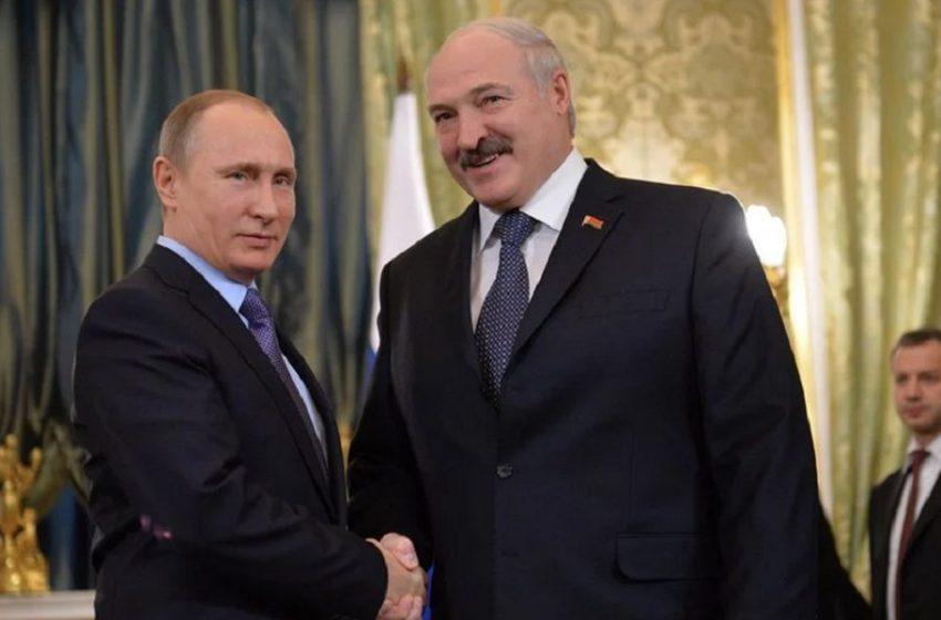 Συνάντηση Πούτιν – Λουκασένκο αύριο στο Σότσι της Μ.Θάλασσας-Εκτός ατζέντας ο Προτασέβιτς
