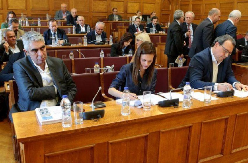 Αχτσιόγλου-Φάμελλος: Βάσιμη η κριτική που ασκήσαμε για τα ΕΛΠΕ