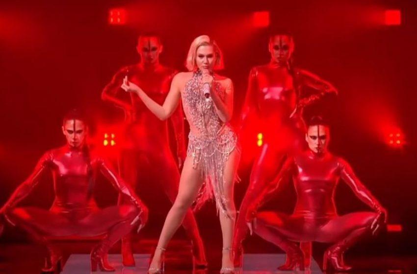 Eurovision: Τι τηλεθέαση έκανε η ΕΡΤ