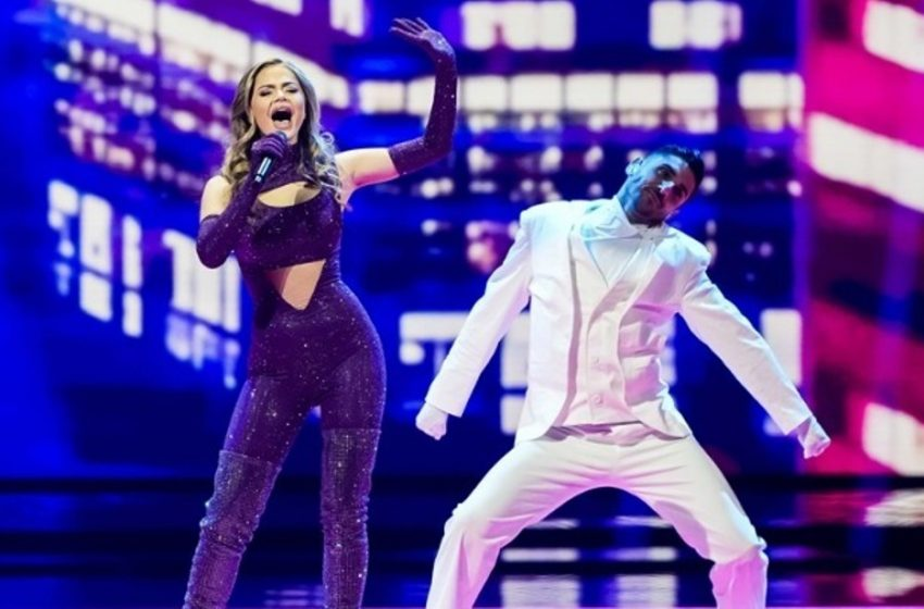 Eurovision: Στον τελικό η Ελλάδα, με τη Στεφανία και το «Last Dance»