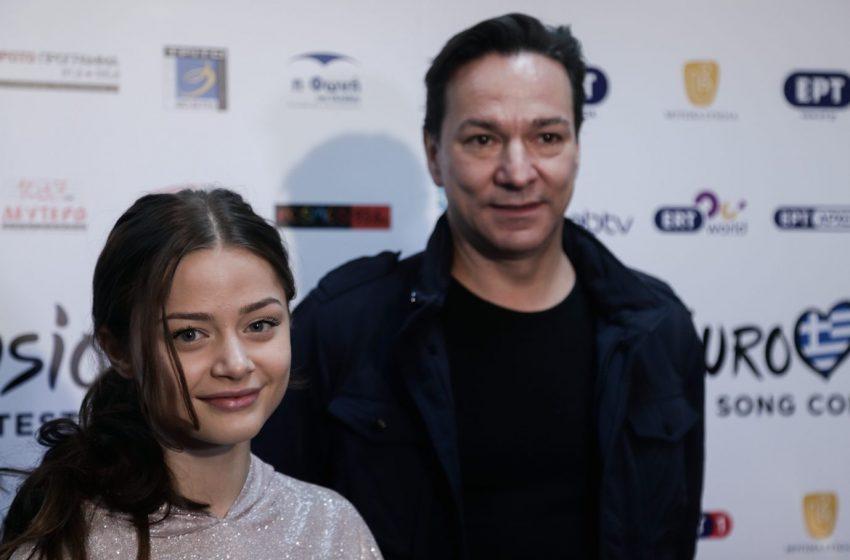 "Eurovision: ""Φουλ"" για τελικό Τσαγκρινού και Λυμπερακάκη"