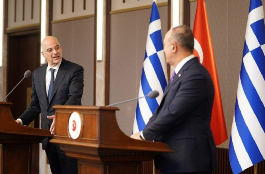 """Με…άγριες διαθέσεις για """"ρεβάνς"""" ο Τσαβούσογλου στην Αθήνα-Τουρκικά ΜΜΕ: Αναμένεται να θέσει θέμα """"τουρκικής"""" μειονότητας"""