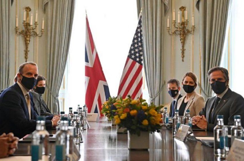 G7: Πρώτη συνάντηση ΥΠΕΞ με φυσική παρουσία