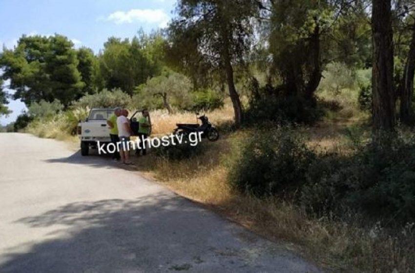 Κόρινθος: Νεκρή 45χρονη σε χωματόδρομο
