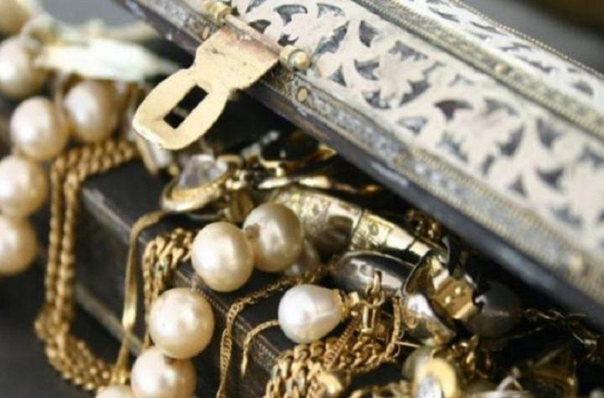 Αμπελόκηποι: Διάρρηξη με λεία κοσμήματα αξίας 2 εκατ. ευρώ σε αποθήκη οικίας
