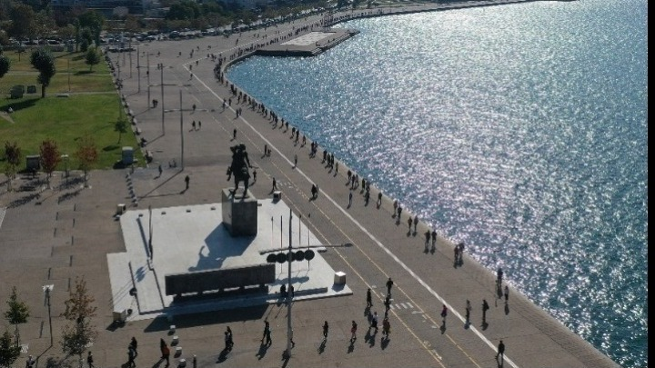 Καλά νέα από τη Θεσσαλονίκη: Ανακόπηκε η αυξητική τάση στο ιικό φορτίο των λυμάτων