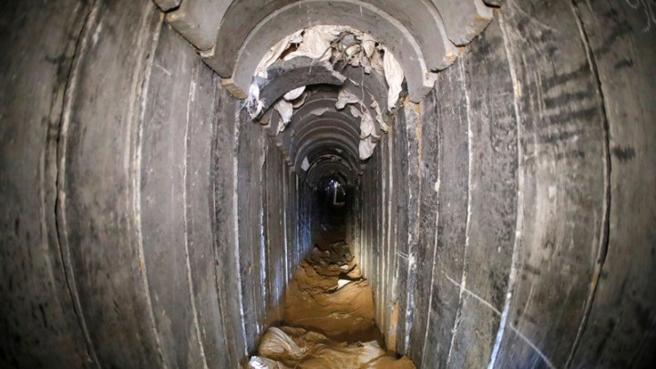 Ισραήλ: Καταστράφηκαν 90 χλμ. τούνελ της Χαμάς στη Γάζα
