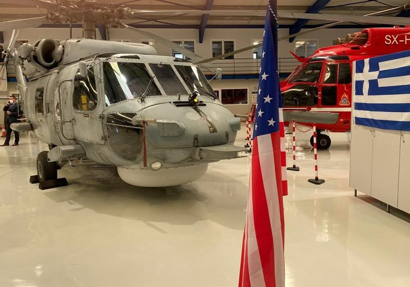 Aegean Hawk S-70: Παραδόθηκε στο Πολεμικό Ναυτικό το πρώτο αναβαθμισμένο ελικόπτερο