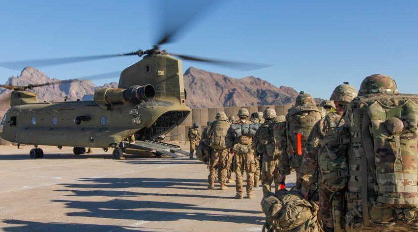 Ξεκίνησε η αποχώρηση των αμερικανικών δυνάμεων από το Αφγανιστάν συνοδεία συγκρούσεων με τους Ταλιμπάν