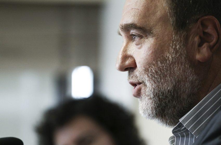 """Αλεξιάδης στο libre: Στον ΣΥΡΙΖΑ δεν χρειαζόμαστε """"κομισάριο"""" παλαιάς κοπής"""