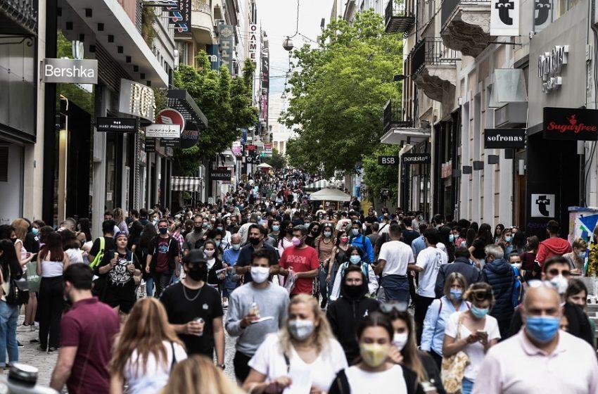 """Ανοσία πληθυσμού: """"Ανώμαλη προσγείωση"""" από Βασιλακόπουλο – Πού βρισκόμαστε"""