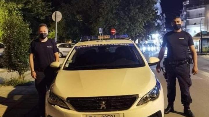 Σέρρες: Αστυνομικοί- αναρριχητές έσωσαν γιαγιά