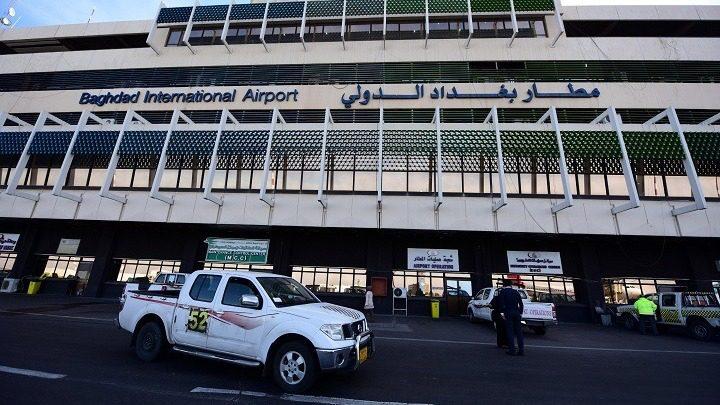 Δύο ρουκέτες έπληξαν το Διεθνές Αεροδρόμιο της Βαγδάτης
