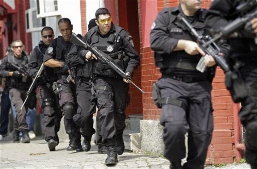 Ρίο ντε Τζανέιρο: Μακελειό στο μετρό – 20 νεκροί σε μάχη αστυνομίας-κακοποιών