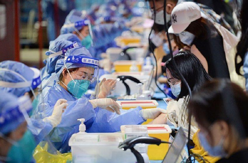"""ΠΟΥ: """"Πράσινο φως""""  στο πρώτο κινέζικο εμβόλιο"""