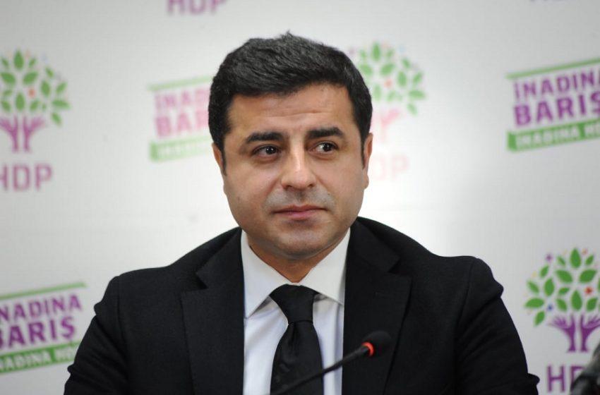 Τουρκία: Νέα καταδική για τον φυλακισμένο κούρδο ηγέτη Ντεμιρτάς