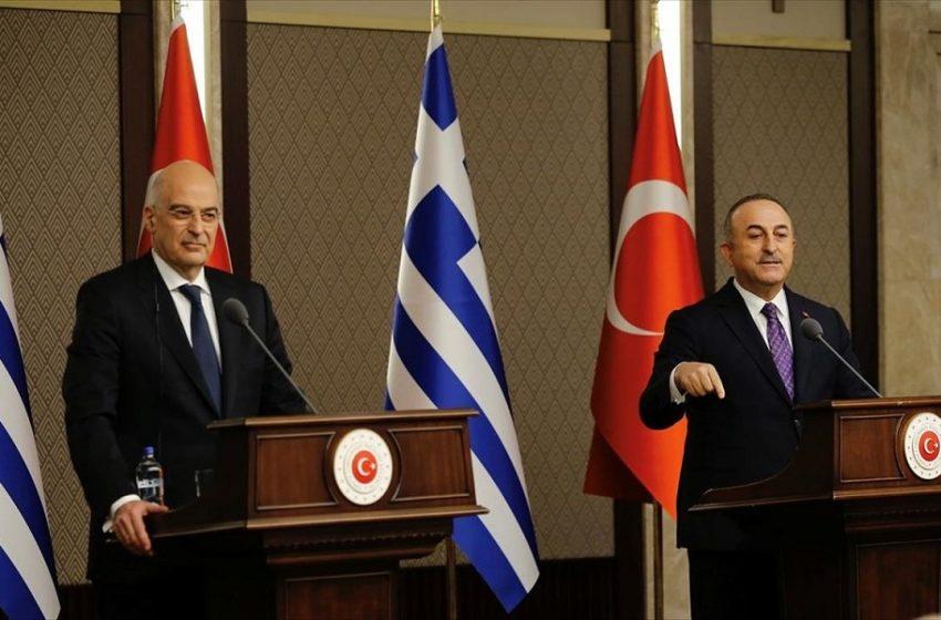 """""""Κλείδωσε"""" η συνάντηση Δένδια – Τσαβούσογλου: Στην Αθήνα στις 31 Μαΐου ο τούρκος ΥΠΕΞ-Ιδιωτική επίσκεψη και στη Θράκη"""