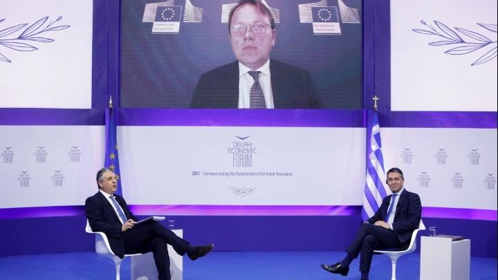 Ντιμιτρόφ: Win-win για όλους η ένταξη της Βόρειας Μακεδονίας στην ΕΕ