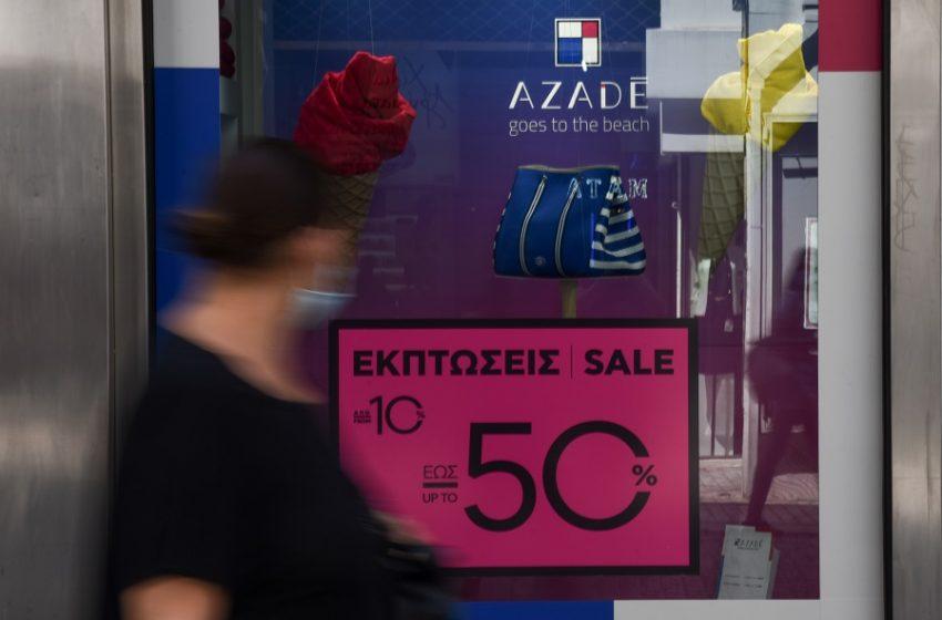 Ενδιάμεσες εκπτώσεις: Προαιρετικά ανοιχτά  καταστήματα την Κυριακή