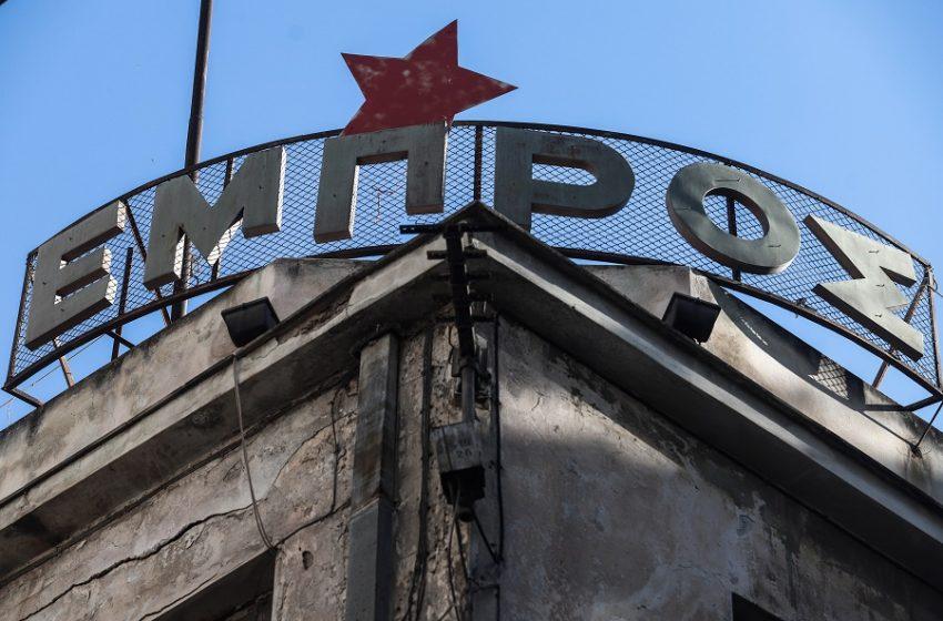 """Ηλιόπουλος: Θα αναζητηθούν και ποινικές ευθύνες για το σφράγισμα του """"ΕΜΠΡΟΣ"""""""