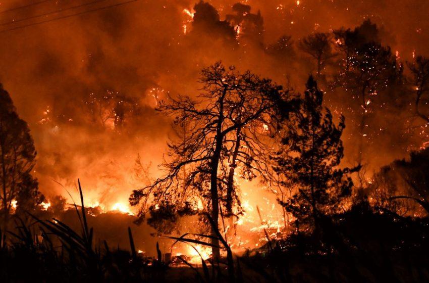 KKE: Τραγικές ελλείψεις στην πυρόσβεση – Επικοινωνιακές συσκέψεις