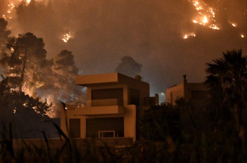 Φωτιά στο Σχίνο: Γιατί δεν λειτούργησε το 112 – Κεντρική η απόφαση