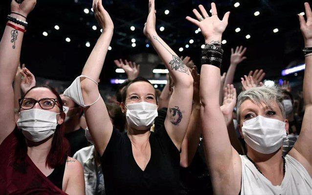 Συναυλία – πείραμα με 5.000 άτομα στο Παρίσι