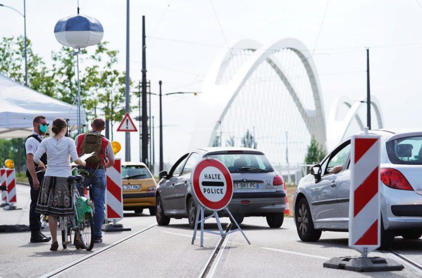 Χωρίς τεστ η διέλευση των συνόρων Γαλλίας – Γερμανίας για όσους διέρχονται καθημερινά