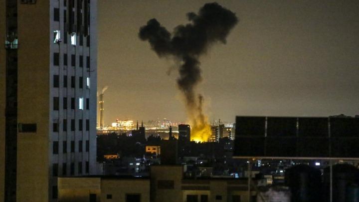 """""""Καταιγίδα"""" στη Γάζα – 3.150 ρουκέτες εκτοξεύθηκαν την περασμένη εβδομάδα"""
