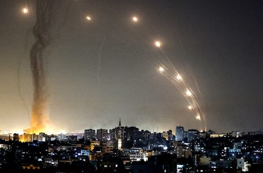 """Βερολίνο: """"Η συμπεριφορά της Χαμάς θέτει σε ομηρεία τους Παλαιστίνιους"""""""