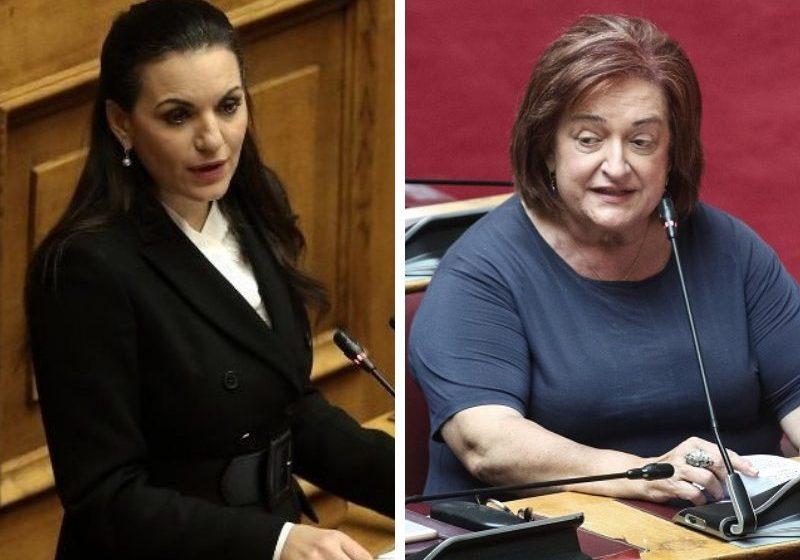 Δύο Γενναίες Γυναίκες